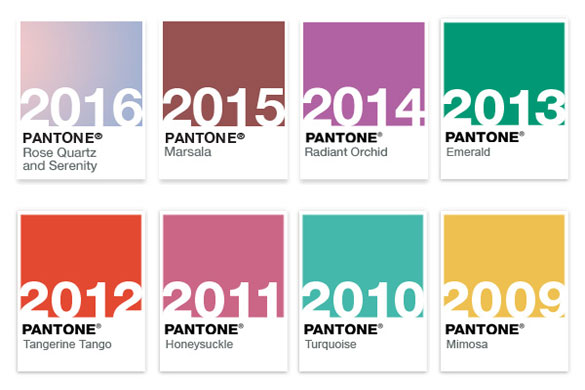 Pantone Color of the Year – Why None Should Ignore the Phenomenon!